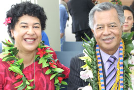 Cook Islands PM visits Pacific Homecare